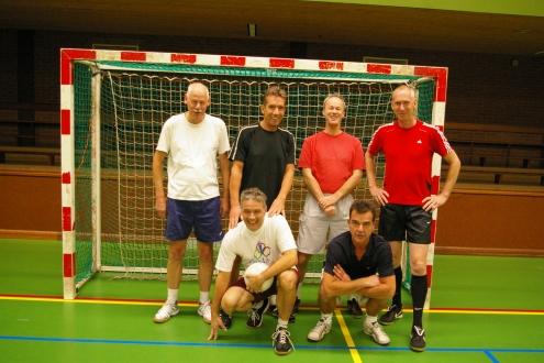 Heren voetballen